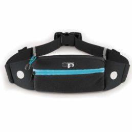 Titan waist belt blue ii
